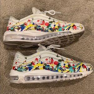 Nike Shoes   Custom White Air Max 97s